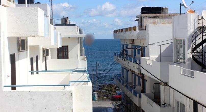 Квартира с видом на море Крита