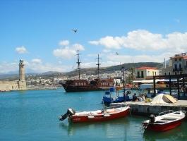 Просторный коттедж на острове Крит