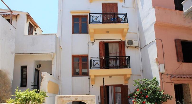 Небольшая квартира в сердце Ретимно