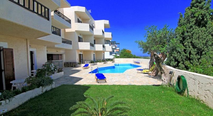Роскошный вариант покупки квартиры на Крите