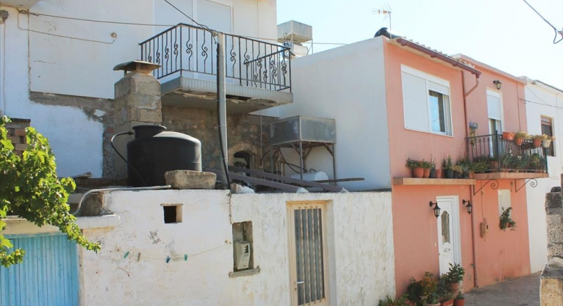 Коттедж рядом с аквапарком на Крите