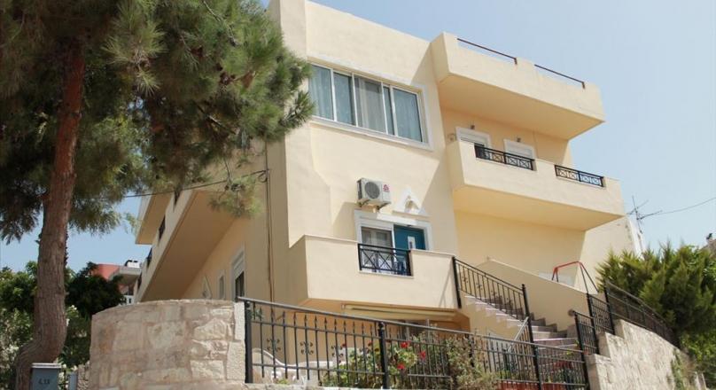 Крит: уютная квартира в 35 кв.м.